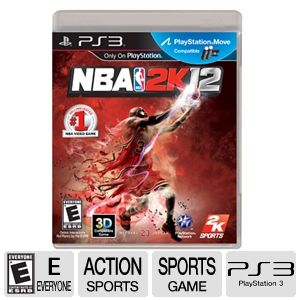 Take 2 NBA 2K12 Basketball Video Game