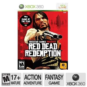 Rockstar Games Red Dead Redemption for Xbox 360