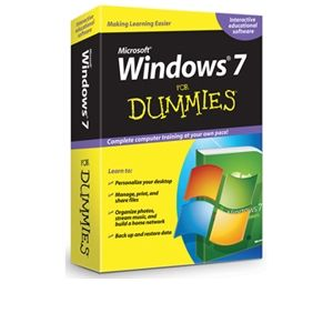 Microsoft Windows 7 for Dummies Training Software