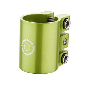 Razor PRO Series Triple Clamp - Green