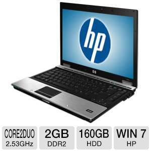 "HP EliteBook 14.1"" Core 2 Duo 160GB Notebook"