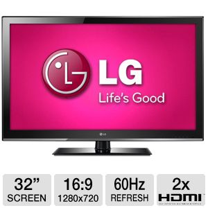 LG 32CS460 32&quot; 720p 60Hz LCD HDTV Refurbished