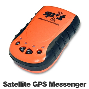 Spot Satellite GPS Messenger Spot-1 Tracker REFURB