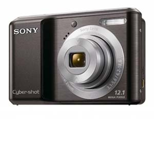 Sony DSCS2100B Cybershot Digital Camera