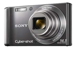 Sony DSCW370 Cyber-shot Digital Camera