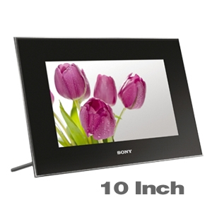 "Sony 10.2"" DPF-V1000/B Digital Photo Frame"