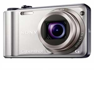 Sony Cybershot DSCH55 Digital Camera