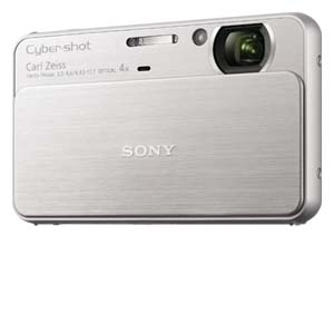 Sony Cyber-Shot DSC-T99 Digital Camera