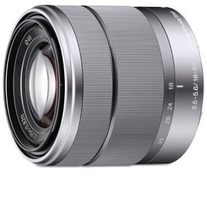 Sony SEL1855 Interchangeable Alpha E-mount Lens