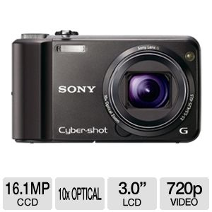 SONY H70 Cyber-shot 16MP Digital Camera