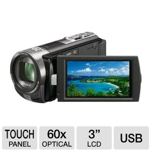 Sony DCR-SX45 Camcorder