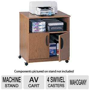 Safco 1850MO Mobile Machine Stand