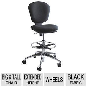 Safco 3442BL Metro Extended-Height Chair