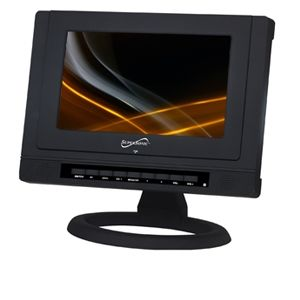 SuperSonic SC-199 Portable LCD Television