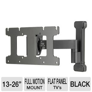 "VuePoint F107 Full Motion Mount for 15-26"" TVs"
