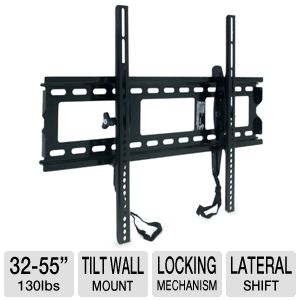 "VuePoint F58 Large Tilt Wall Mount for 32-55"" TVs"