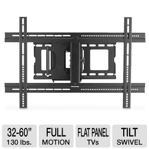 Sanus Vuepoint F180 Full-Motion TV Wall Mount