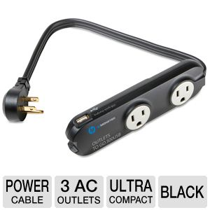 HP Monster Portable Power w/ USB Port