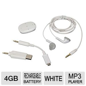Samsung White Muse MP3 Player