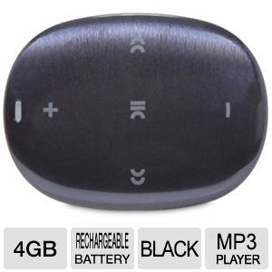 Samsung Muse Blue 4GB Memory MP3 Player
