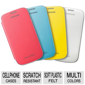 Samsung Flip Cover Case for Samsung Galaxy  REFURB