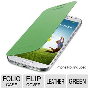 Samsung Galaxy S4 Flip Cover Folio Case
