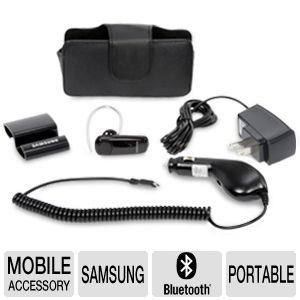 Samsung WEP490 2.1 Bluetooth Accessory Bundle