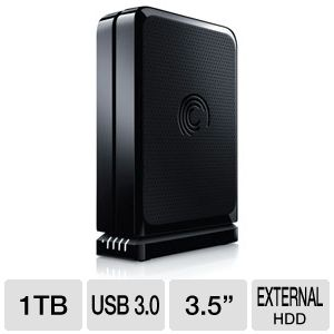 Seagate 1TB FreeAgent� GoFlex� Desk USB 3.0 HD Kit