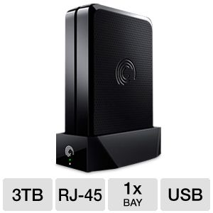 Seagate FreeAgent GoFlex Home STAM3000100 3TB NAS