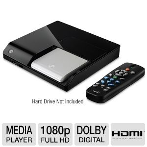 Seagate FreeAgent Theater + HD Media Player