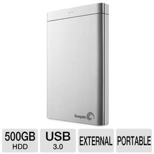 Seagate Backup Plus Portable 500GB Hard Drive