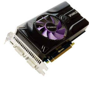 Sparkle GeForce GTX 460 768MB GDDR5 PCIe SLI Ready