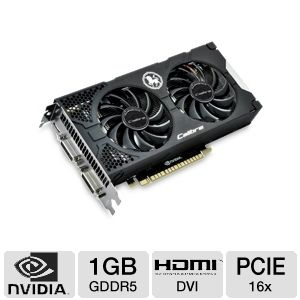 Sparkle Calibre GeForce GTX 550 Ti 1GB GDDR5 PCIe