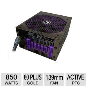 Sparkle SCC-850AF Gold Series Modular Power Supply