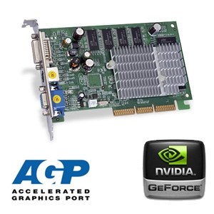 Sparkle GeForce FX 5500 256MB DDR2 AGP