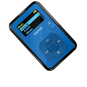 SanDisk Sansa Clip PLUS MP3 Player