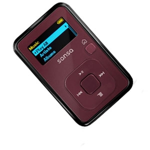 SanDisk Sansa Clip PLUS MP3 Player (Refurbished)