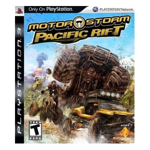 MotorStorm: Pacific Rift - PLAYSTATION 3 (PS3) Gam