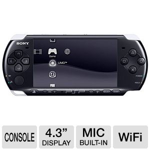 Sony PlayStation Portable PSP-3000 Slim System