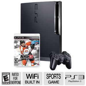 SONY PS3 NHL 13 320GB HDD All-in-One Bundle