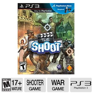 Sony 98222 The Shoot PS3 Move
