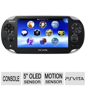 Sony PlayStation Vita WiFi Console