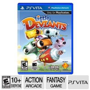 Sony Little Deviants Arcade Video Game 