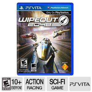 Sony WipEout 2048 Racing Video Game
