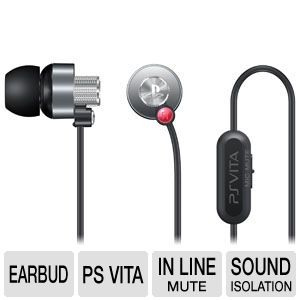 Sony PlayStation Vita In-Ear Headset