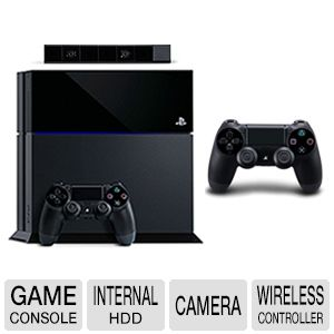 Sony Playstation 4 Game Console Bundle