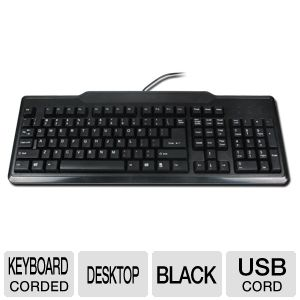 OEM 104-Key Black USB Standard Keyboard