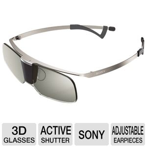 Sony Titanium 3D Active Glasses