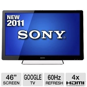 Sony NSX46GT1 46 inch Edgelit Google TV