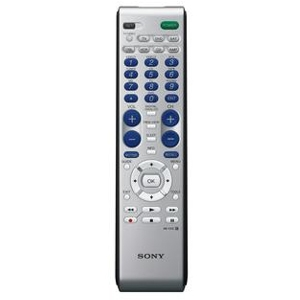 sony rm v310 universal remote control up to 7 components at rh tigerdirect com